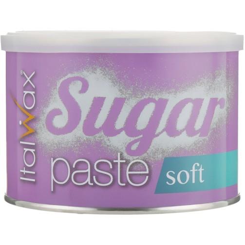 Сахарная паста мягкая в банке
