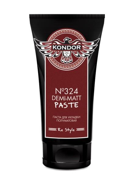 Паста полуматовая для укладки волос  №324 Re Style