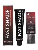 Краситель FAST SHADE для окрашивания волос и бороды (№3 темный шатен)