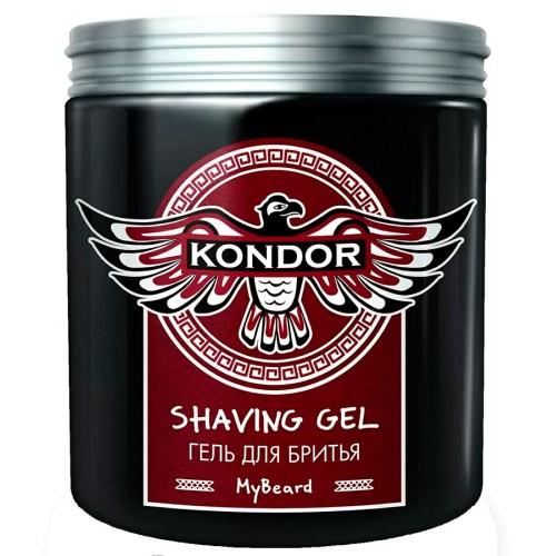 Гель для бритья KONDOR My Beard