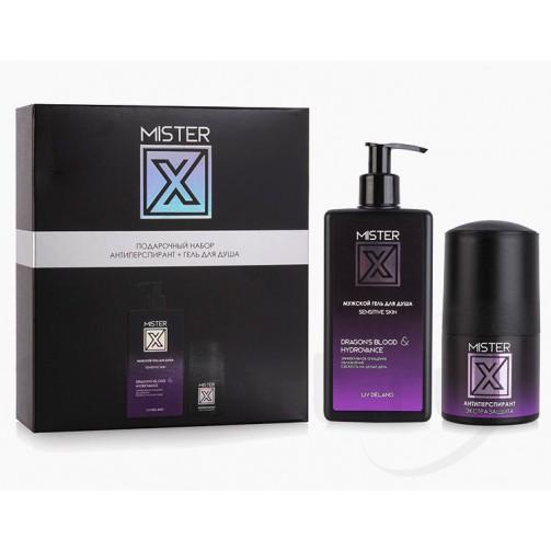Набор подарочный мужской «Mister X»