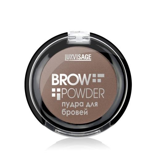 Пудра для бровей BROW POWDER (тон 2-SOFT BROWN)