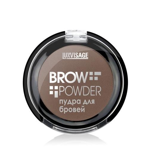 Пудра для бровей BROW POWDER (тон 4-TAUPE)