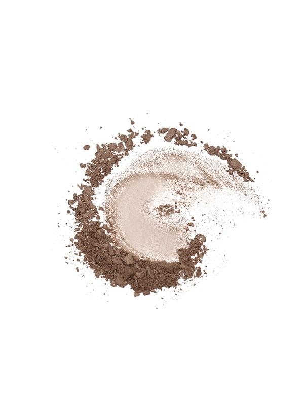 Пудра для бровей BROW POWDER (тон 2-SOFT BROWN) , в казахстане, в павлодаре, в алмате , в караганде