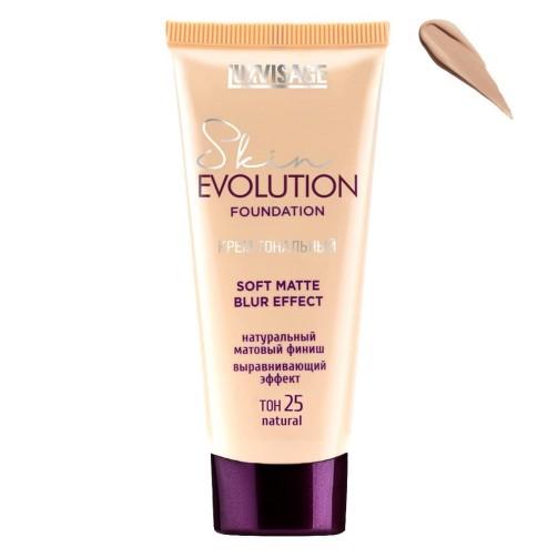 Тональный крем Skin Evolution soft matte blur effect (тон25 natural)