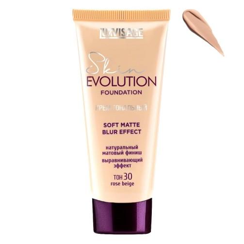 Тональный крем Skin Evolution soft matte blur effect (30 rose beige)