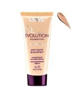 Тональный крем Skin Evolution soft matte blur effect (35 warm beige)