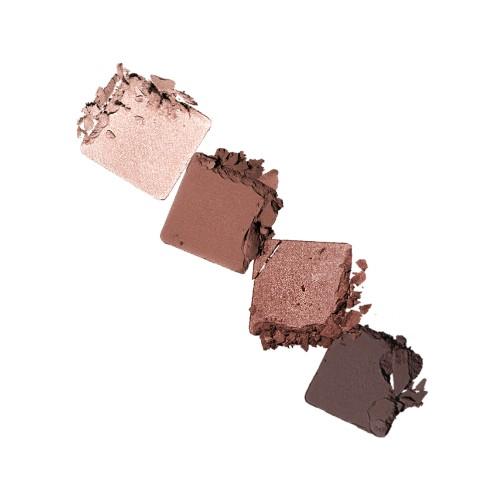 Тени для век «Glam Look» (оттенок 07 розовая медь)