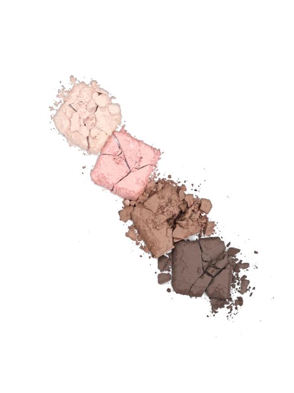 Тени для век «Glam Look» (оттенок 01 молочный шоколад) , в казахстане, в павлодаре, в алмате , в караганде