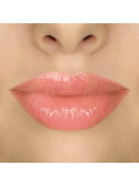 Блеск для губ с эффектом объема «Glass shine» (тон 03 оранжево-розовый)