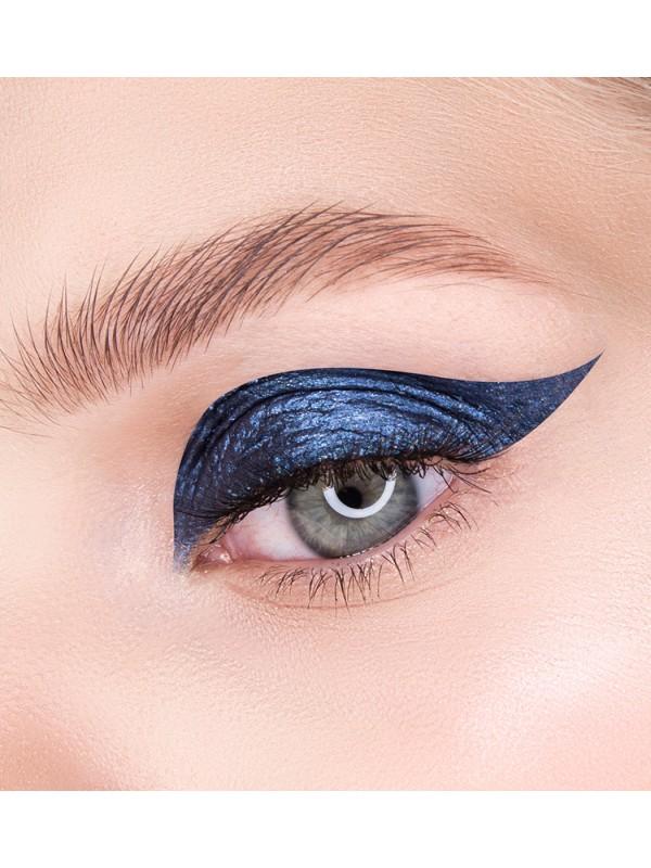 Подводка для глаз Metal Hype (тон 03 Sapphire Blue) , в казахстане, в павлодаре, в алмате , в караганде