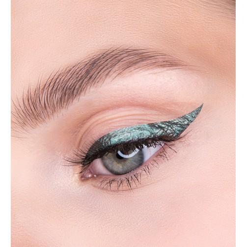 Подводка для глаз Metal Hype (тон 04 Indian Emerald)