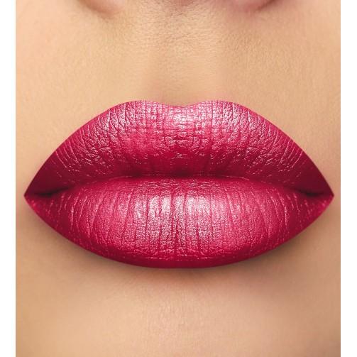 Помада для губ (тон 11 яркий розовый темный с шиммером)