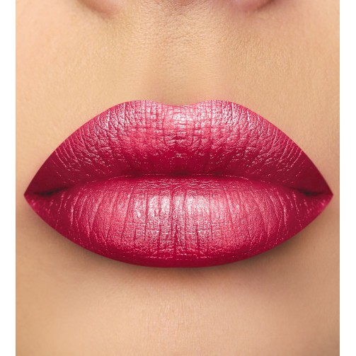 Помада для губ (тон 12 яркий розовый с перламутром)