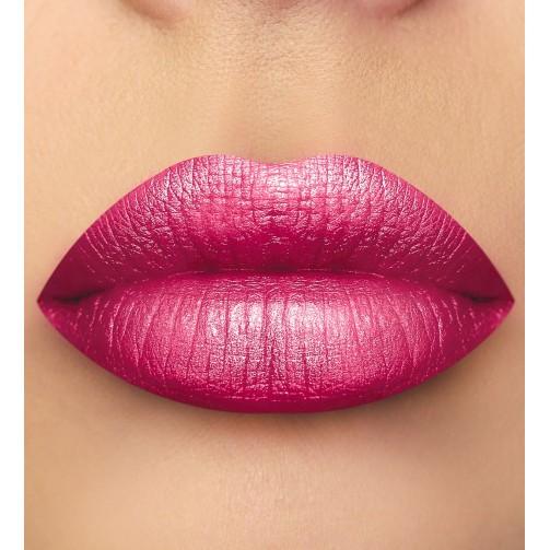 Помада для губ (тон 14 розово-сиреневый с жемчужным перламутром)