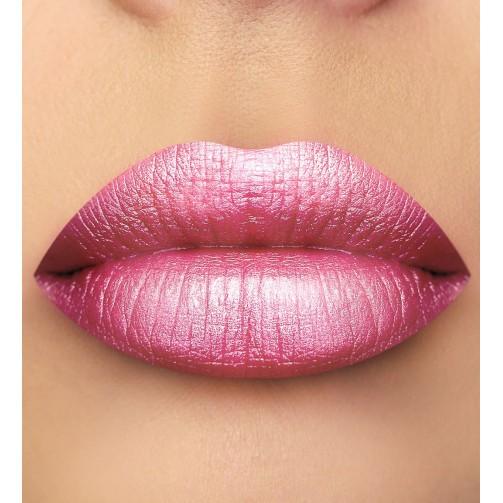 Помада для губ (тон 2 розовый с жемчужно-шиммерным перламутром)