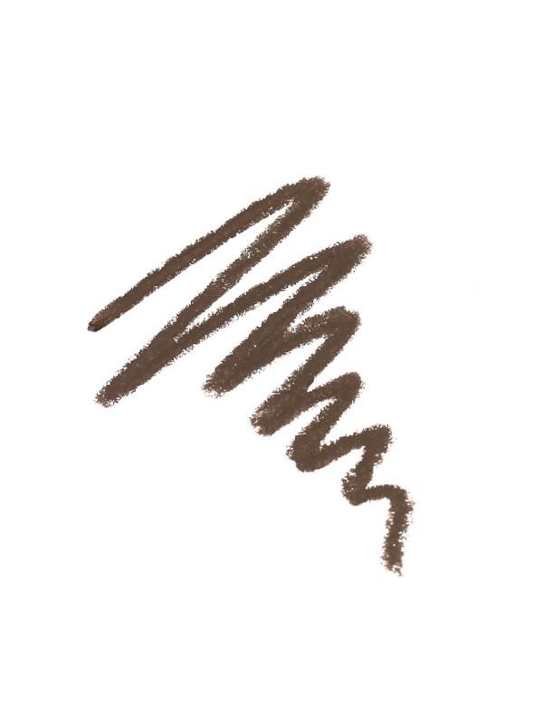 Стойкий пудровый карандаш для бровей (тон 102 шатен) , в казахстане, в павлодаре, в алмате , в караганде