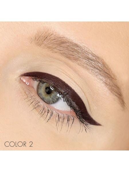 Карандаш для глаз (02 темно-коричневый)