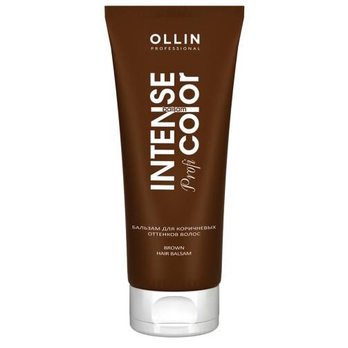 Бальзам для коричневых оттенков волос Intense Profi Color