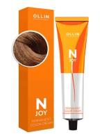 Крем-краска для волос N-Joy (6/35 темно-русый золотисто-махагоновый)