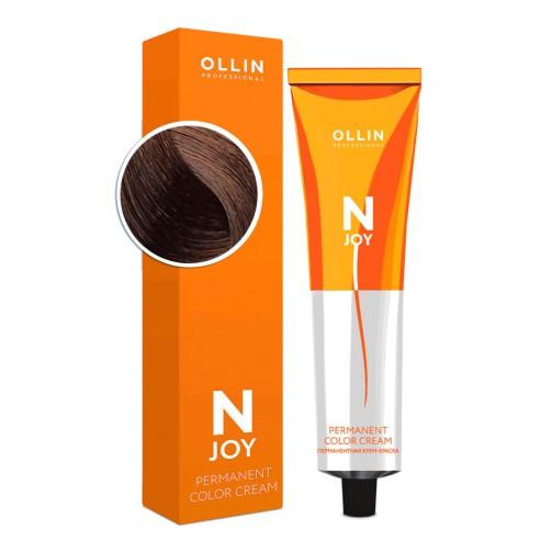 Крем-краска для волос N-Joy (5/37 светлый шатен золотисто-коричневый)