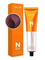 Крем-краска для волос N-Joy (5/55 светлый шатен интенсивно-махагоновый)