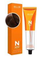 Крем-краска для волос N-Joy (7/72 русый коричнево-фиолетовый)