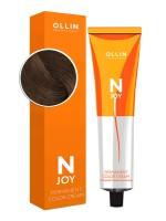 Крем-краска для волос N-Joy (7/77 русый интенсивно-коричневый)
