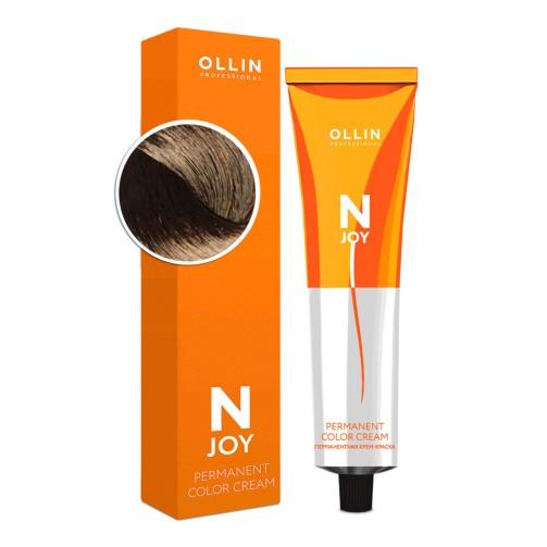Крем-краска для волос N-Joy (5/77 светлый шатен интенсивно-коричневый)