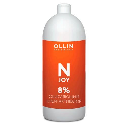 Окисляющий крем-активатор N-Joy 4%