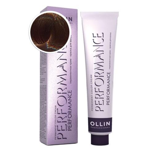 Крем-краска для волос Performance (7/3 русый золотистый)