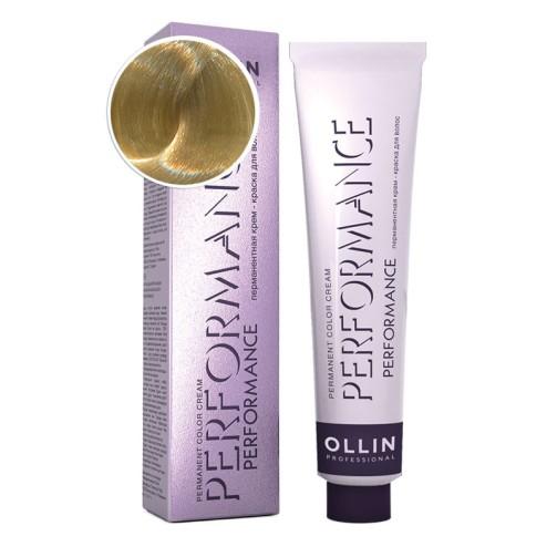 Крем-краска для волос Performance (11/3 специальный блондин золотистый)