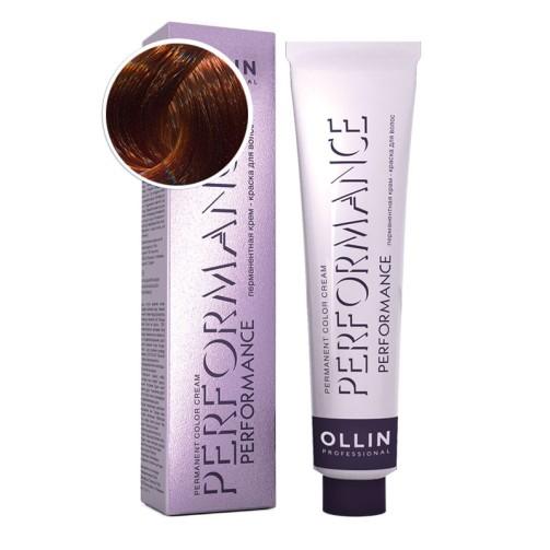 Крем-краска для волос Performance (7/43 русый медно-золотистый)