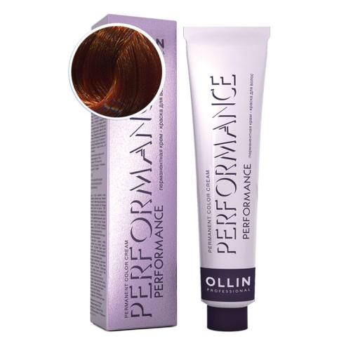 Крем-краска для волос Performance (8/43 светло-русый медно-золотистый)
