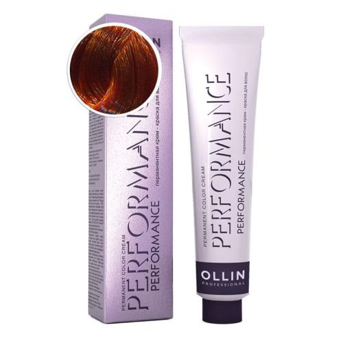 Крем-краска для волос Performance (8/44 светло-русый интенсивно-медный)