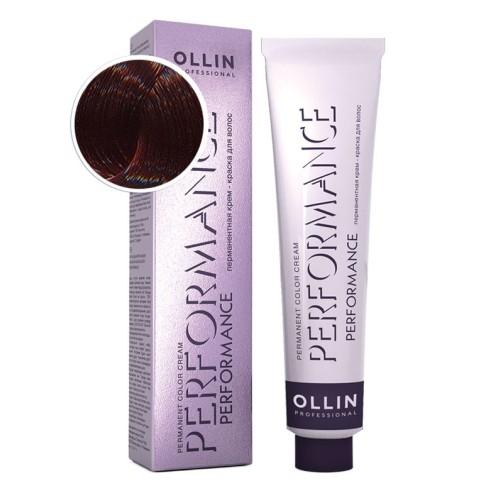 Крем-краска для волос Performance (5/5 светлый шатен махагоновый)