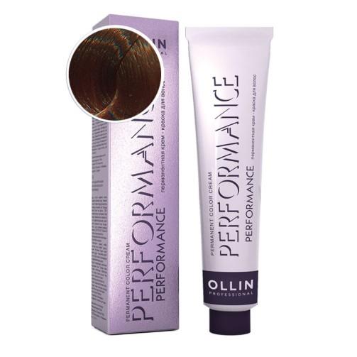 Крем-краска для волос Performance (7/77 русый интенсивно-коричневый)