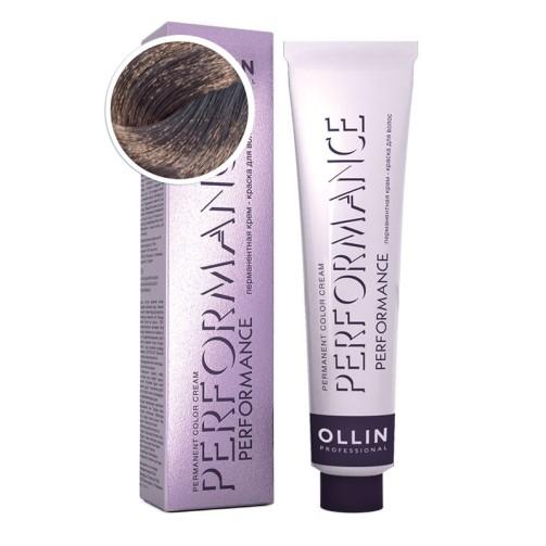 Крем-краска для волос Performance (0/11 пепельный)
