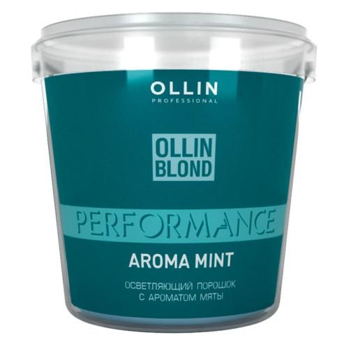 Осветляющий порошок с ароматом мяты Performance